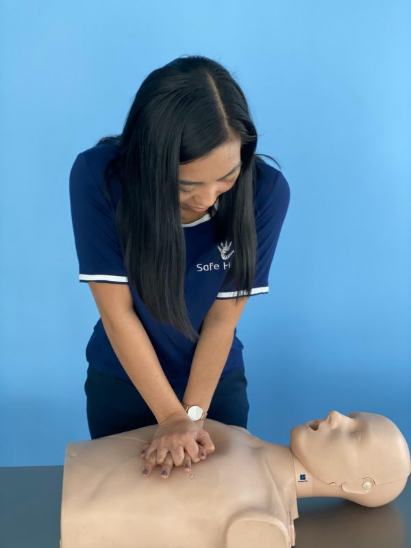 Certified Tagalog Pediatric First Aid Course (Online)