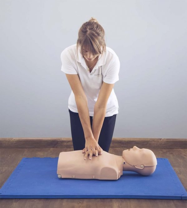 Group Adult First Aid Course