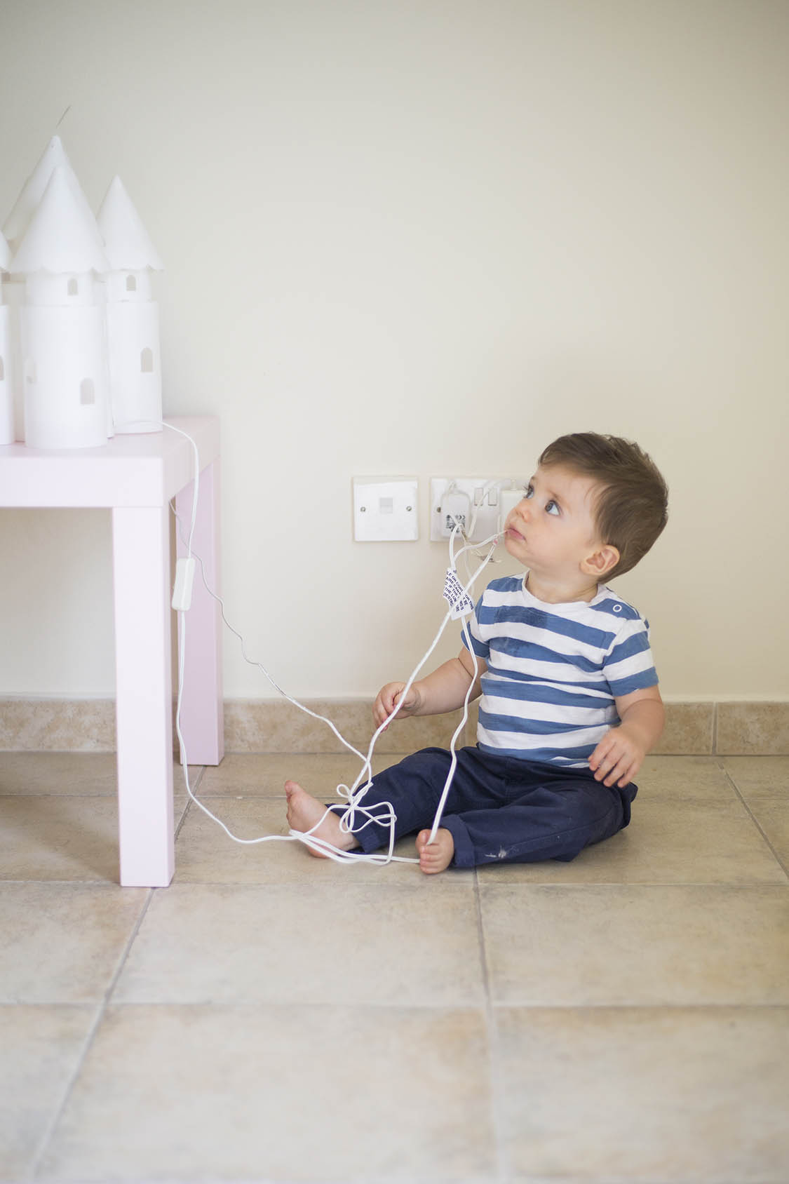 electrical sockets and kids