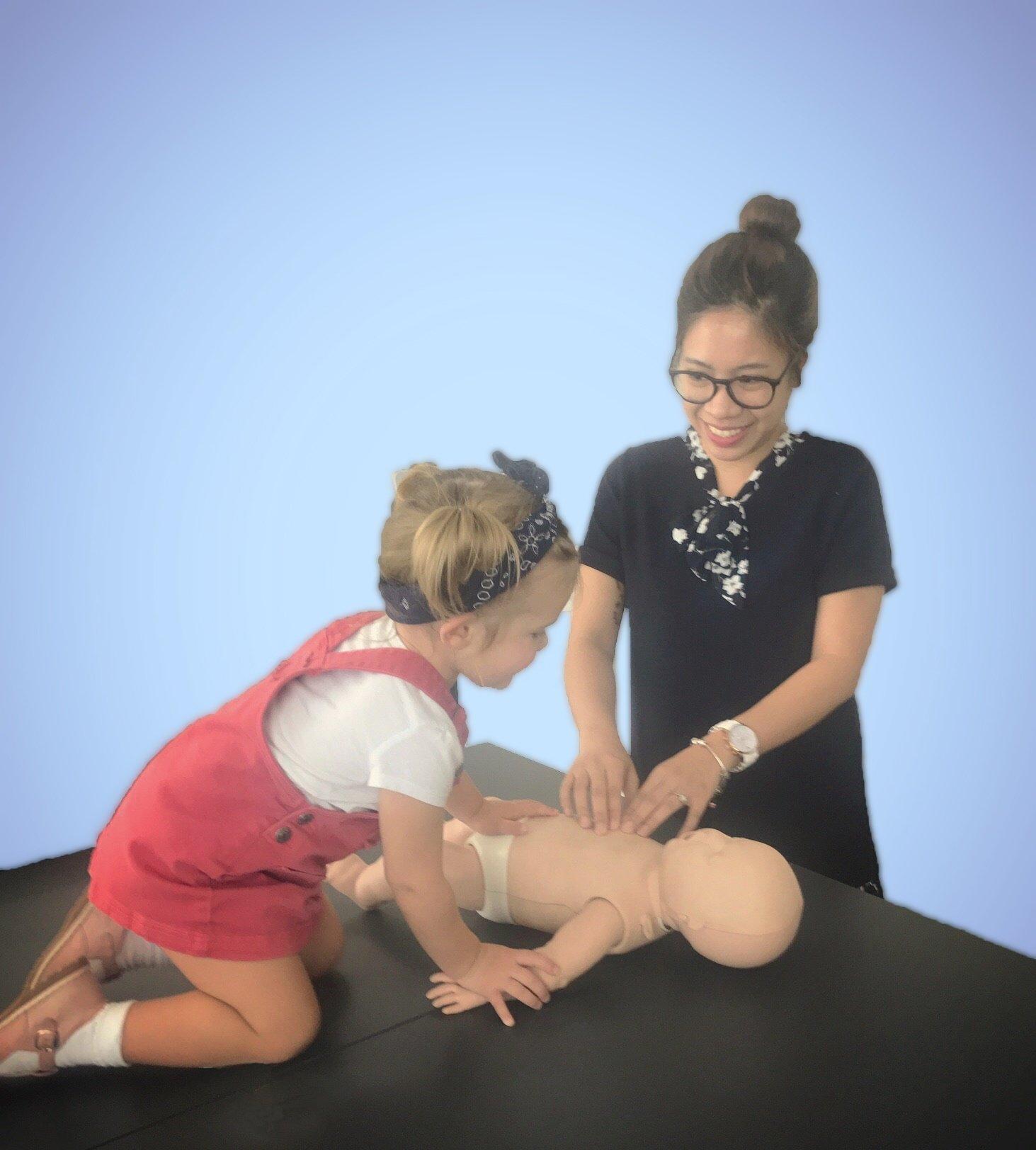 Pediatric First Aid Training Course
