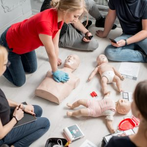 Certified Pediatric First Aid Course (Online)